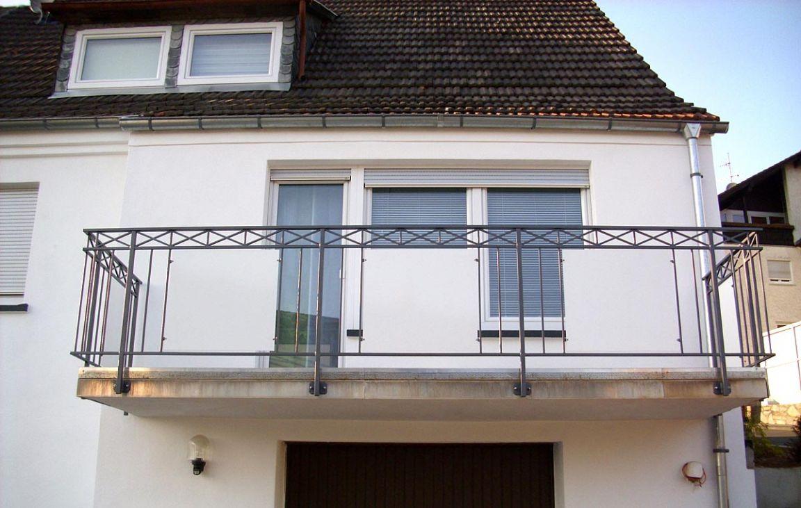 Metall Gelander Fur Den Innen Und Aussenbereich In Hosbach Aschaffenburg