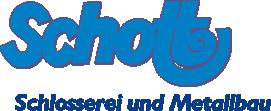 Logo von Schott GmbH Schlosserei
